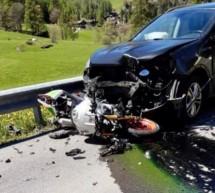 Motorradfahrer stirbt bei Unfall