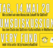 Podiumsdiskussion zum Recovery Fund