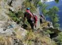 Einsatz am Klettersteig