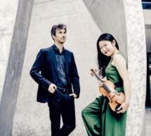 Duo Tianwa Yang und Nicholas Rimmer
