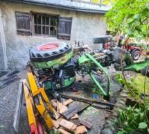 15-Jähriger stirbt bei Traktorunfall