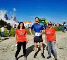 Der Seiser Alm Halbmarathon