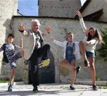 Kinder & die Bergwelt