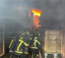 Brände in Bozen
