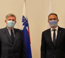 Südtirol trifft Slowenien