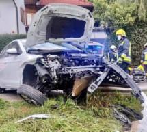 Crash in St. Sigmund