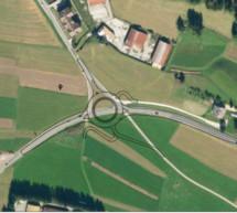 Neuer Kreisverkehr