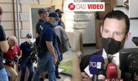 Max Leitner bleibt in Haft